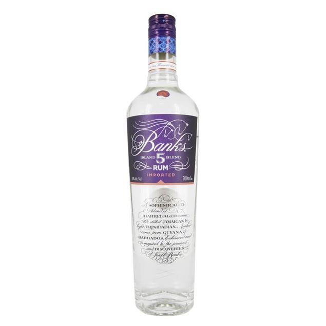 Banks 5 Island Rum - Venus Wine & Spirit