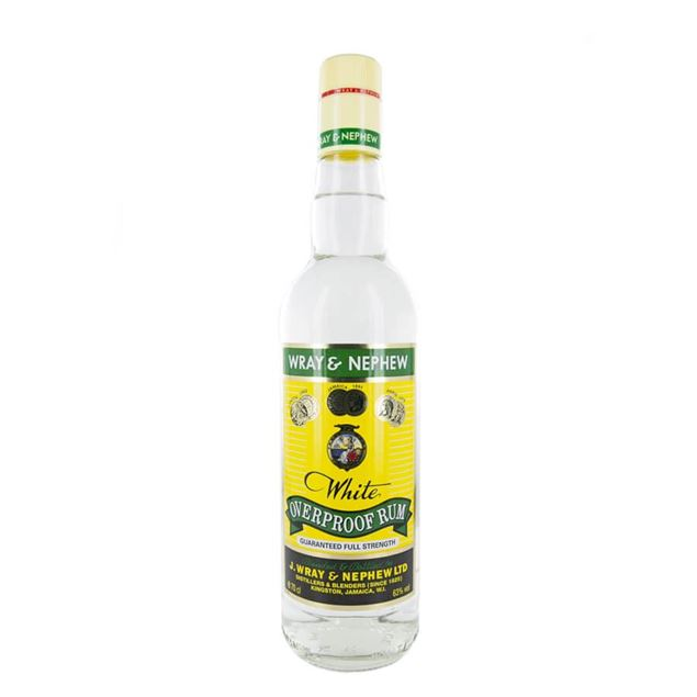 Picture of Wray & Nephew Over Proof