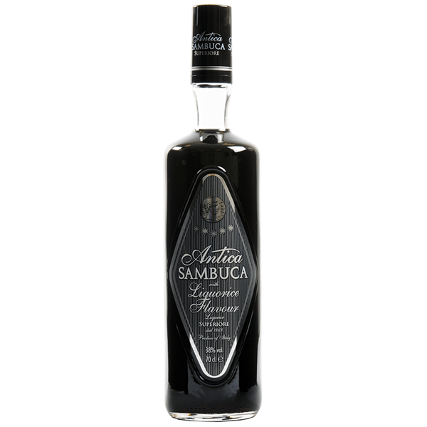 Antica Black Sambuca - Venus Wine & Spirit