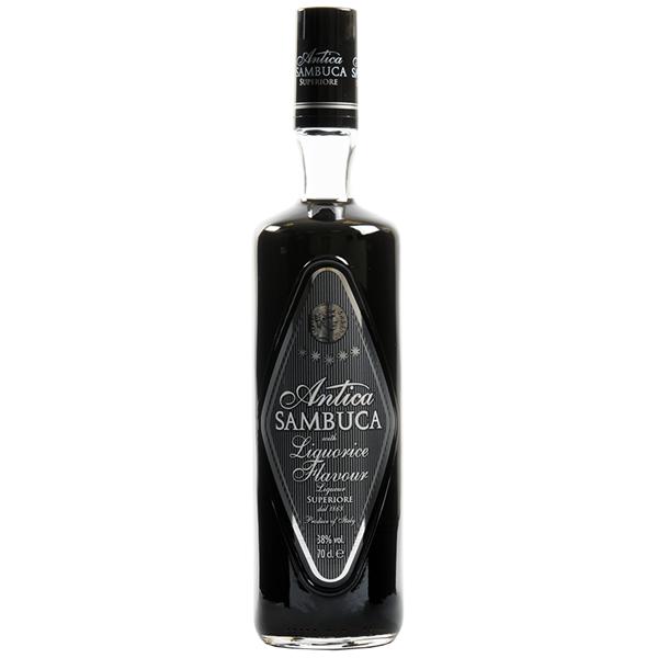 Antica Black Sambuca - Venus Wine & Spirit