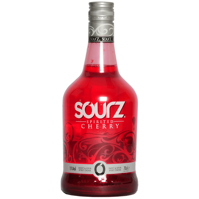 Sourz Cherry - Venus Wine & Spirit