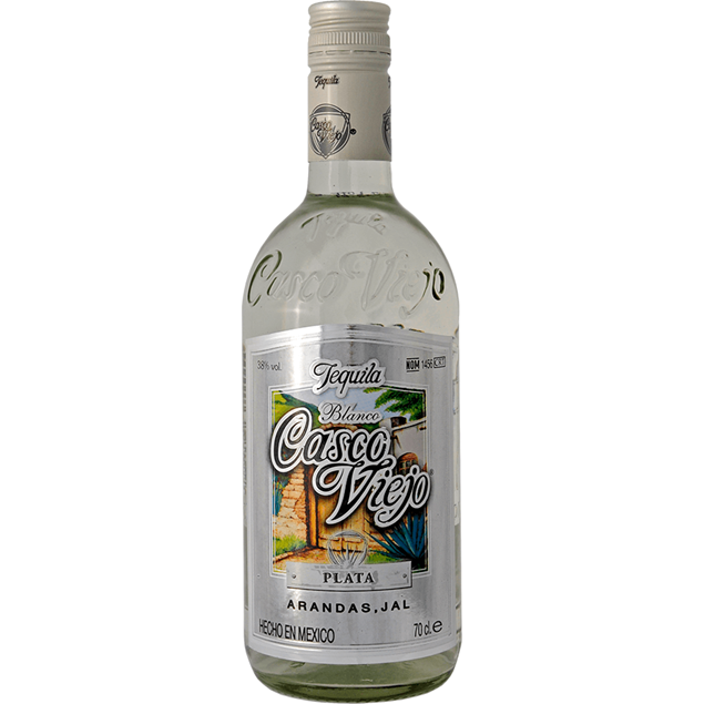 Casco Viejo Blanco 100 Agave Tequila - Venus Wine & Spirit