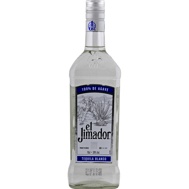 El Jimador Blanco Tequila - Venus Wine & Spirit