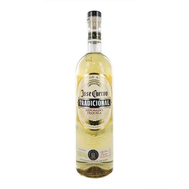 Jose Cuervo Traditional Gold Tequila - Venus Wine & Spirit