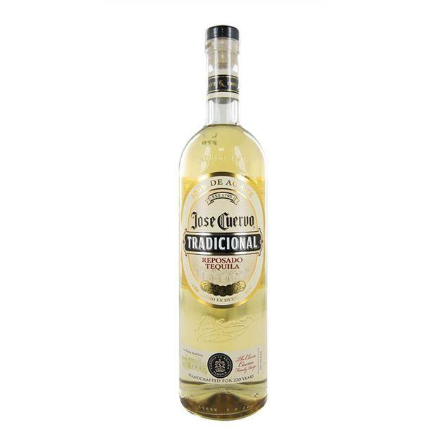Jose Cuervo Traditional Gold Tequila - Venus Wine & Spirit