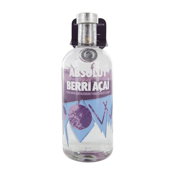 Absolut Berri Acai Vodka - Venus Wine & Spirit