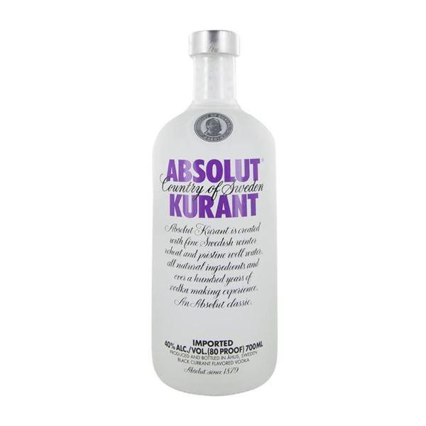 Absolut Kurrant Vodka - Venus Wine & Spirit