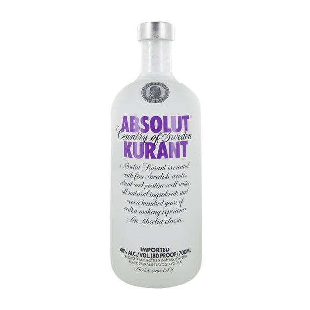Absolut Kurrant Vodka - Venus Wine & Spirit