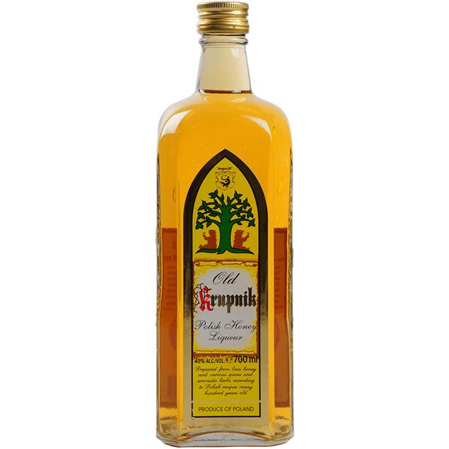 Krupnik Honey Vodka - Venus Wine & Spirit