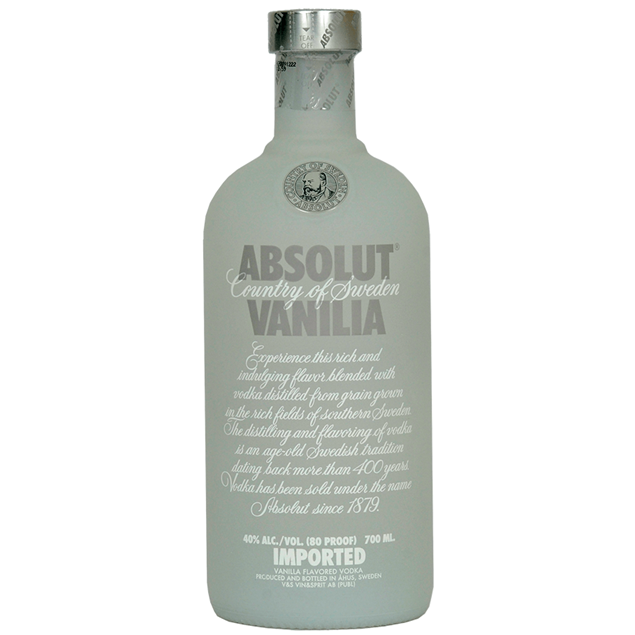 Absolut Vanilla Vodka - Venus Wine & Spirit