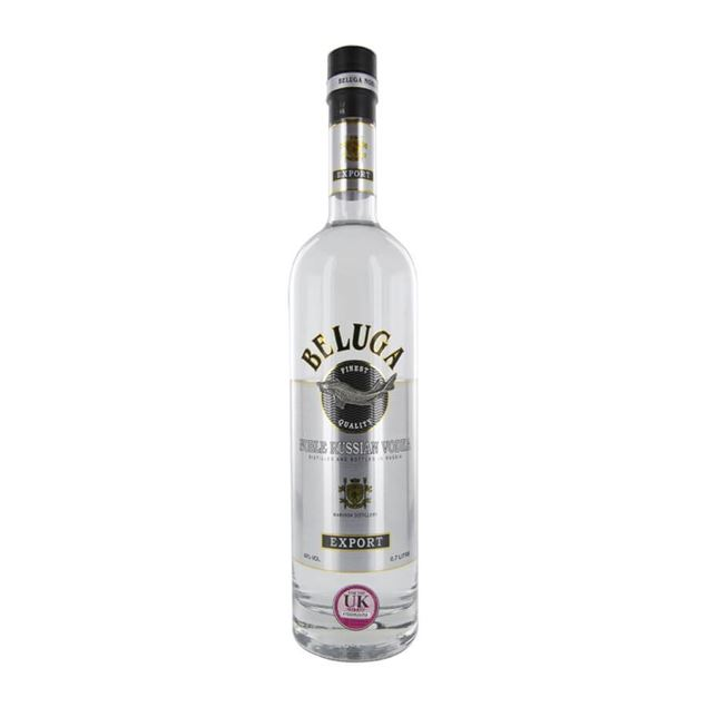 Beluga Gold  Vodka - Venus Wine & Spirit
