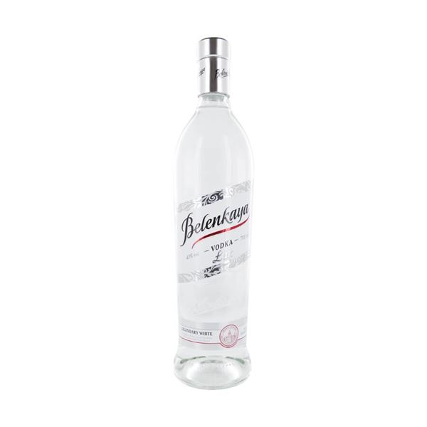 Belenkaya Lux Vodka - Venus Wine & Spirit