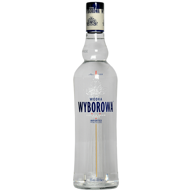 Wyborowa Vodka - Venus Wine & Spirit