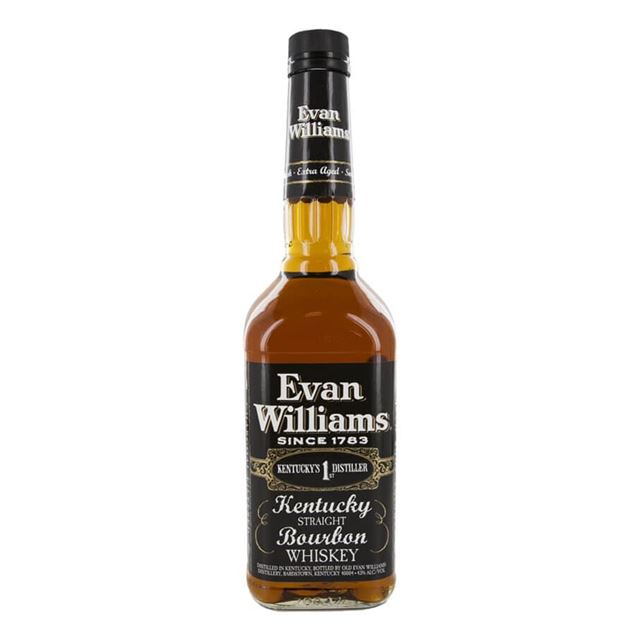 Evan Williams Extra Age 7yr - Venus Wine & Spirit