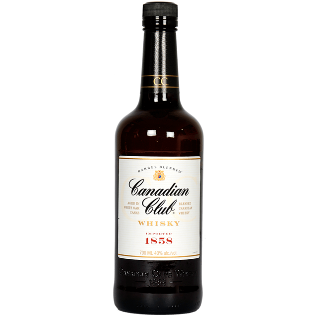 Canadian Club Whisky - Venus Wine & Spirit
