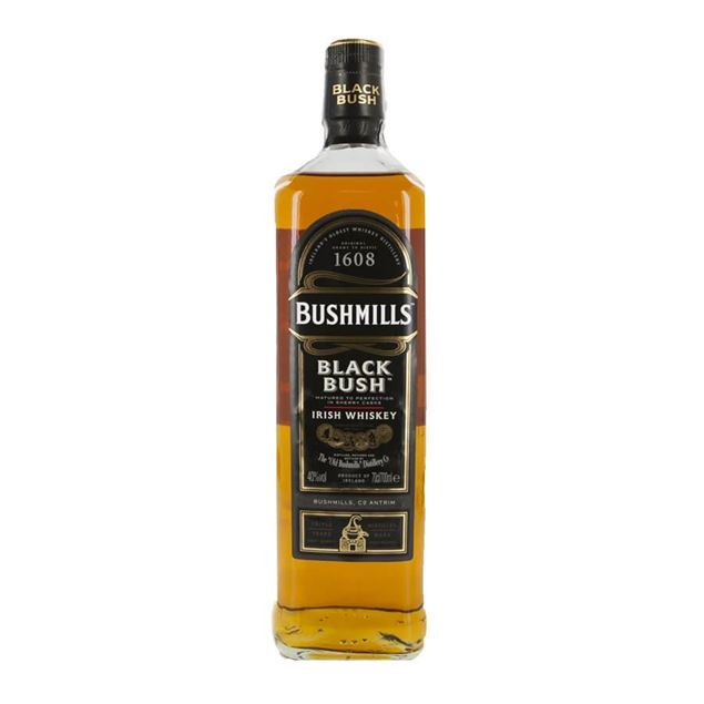 Bushmills Black Bush Whisky - Venus Wine & Spirit