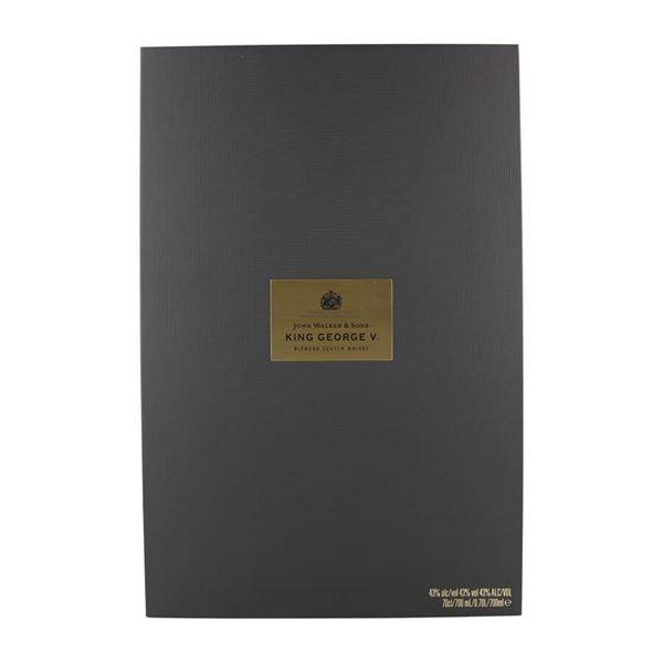 Johnnie Walker Blue King George Whisky - Venus Wine & Spirit