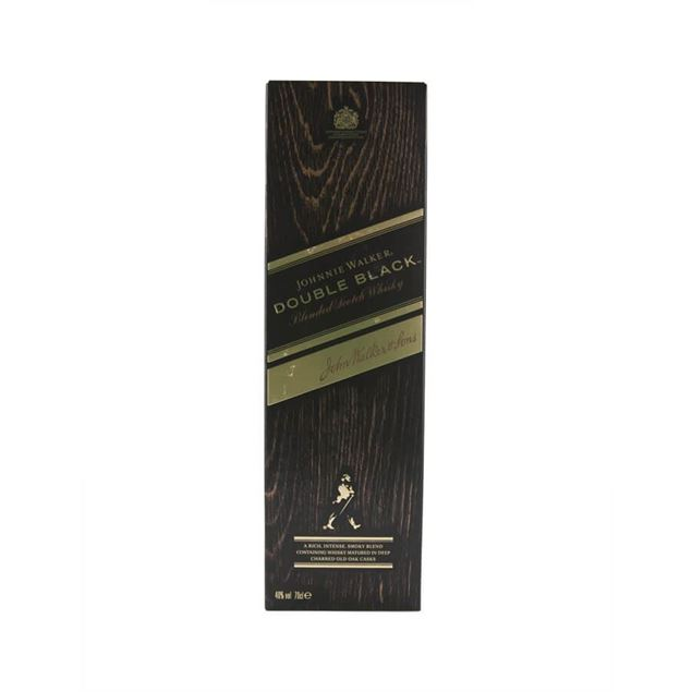 Johnnie Walker Double Black Whisky - Venus Wine & Spirit