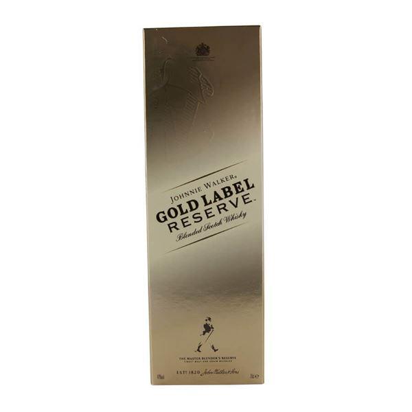 Johnnie Walker Gold Reserve Whisky - Venus Wine & Spirit
