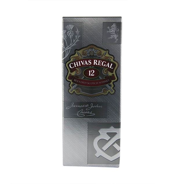 Chivas Regal 12yr - Venus Wine & Spirit