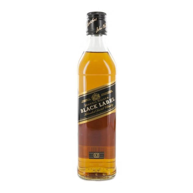 Johnnie Walker Black Whisky - Venus Wine & Spirit