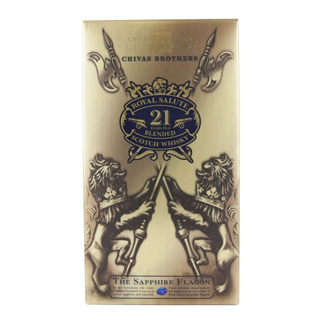 Chivas Royal Salute 21yr - Venus Wine & Spirit