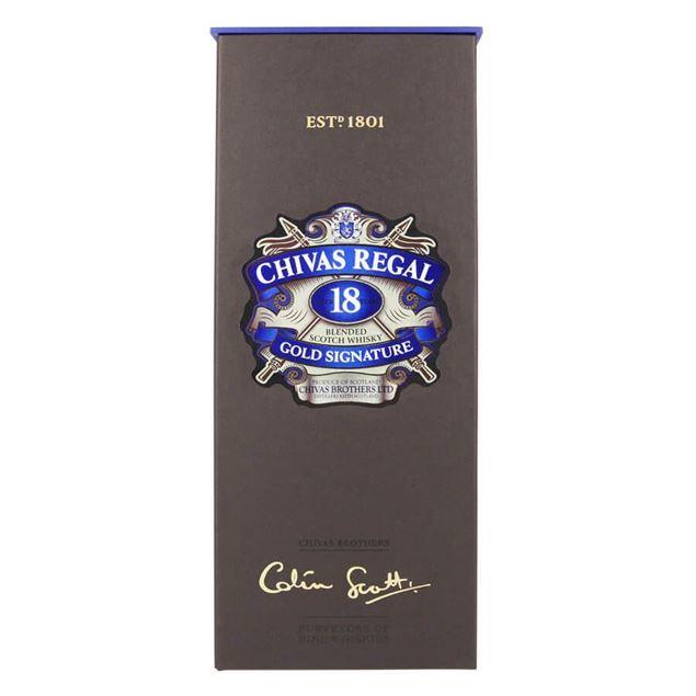 Chivas Regal 18yr - Venus Wine & Spirit
