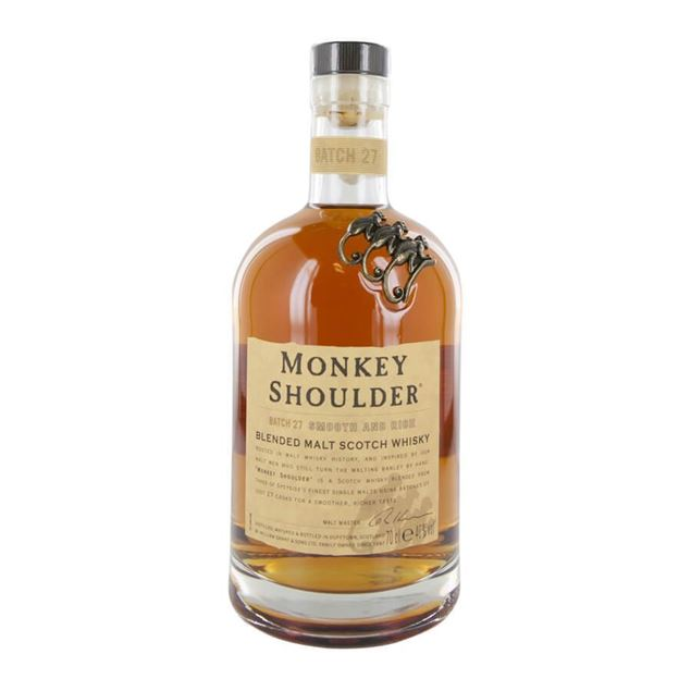 Monkey Shoulder Whisky - Venus Wine & Spirit