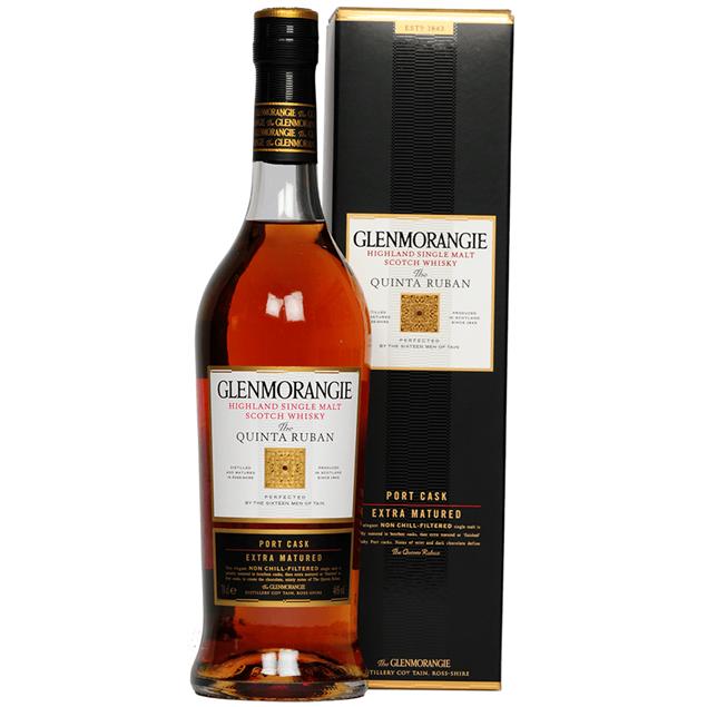 Glenmorangie Quinta Ruban Whisky - Venus Wine & Spirit