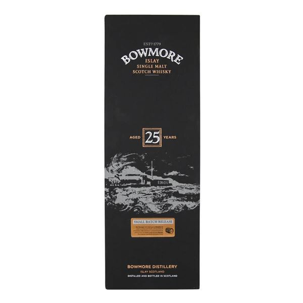Bowmore 25yr Whisky - Venus Wine & Spirit