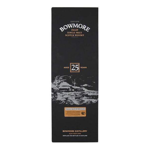 Bowmore 25yr Whisky - Venus Wine & Spirit