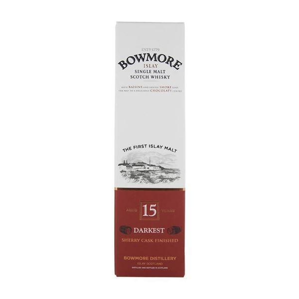 Bowmore 15yr Whisky - Venus Wine & Spirit