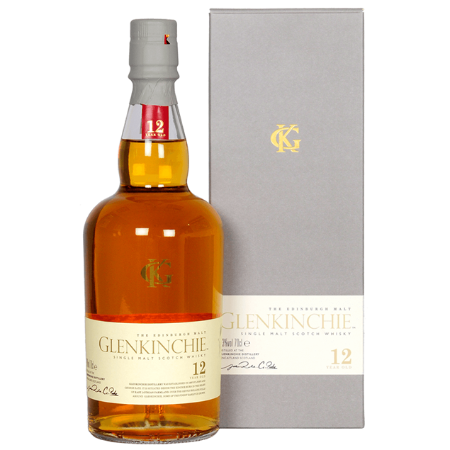 Glenkinchie 12yr Whisky - Venus Wine & Spirit