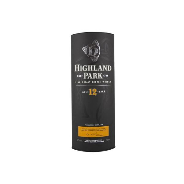 Highland Park 12yr Whisky - Venus Wine & Spirit