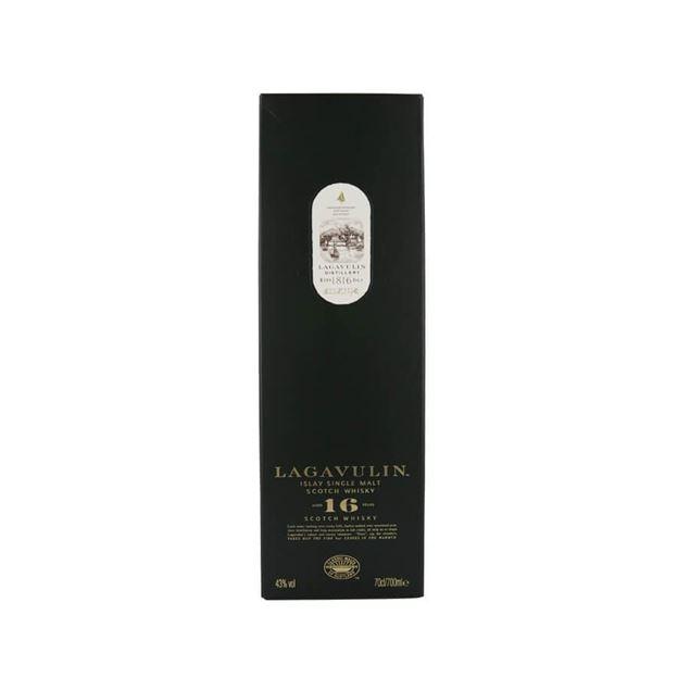 Lagavulin 16yr Whisky - Venus Wine & Spirit