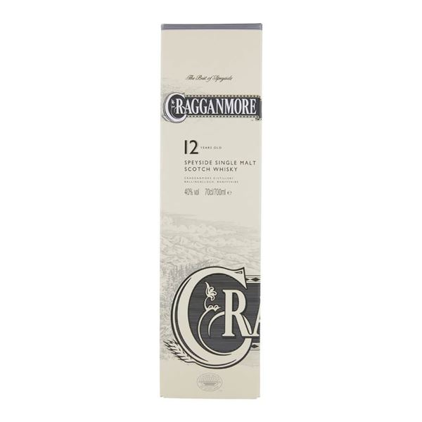 Cragganmore 12yr Whisky - Venus Wine & Spirit
