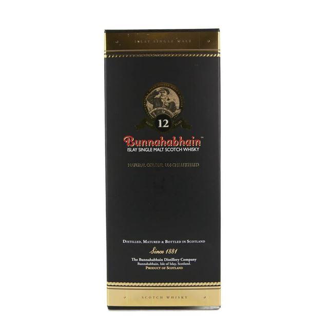 Bunnahabhain 12yr Whisky - Venus Wine & Spirit