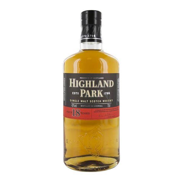 Highland Park 18yr Whisky - Venus Wine & Spirit