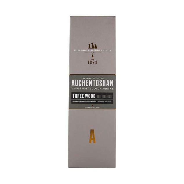 Auchentoshan 3 Wood Whisky - Venus Wine & Spirit