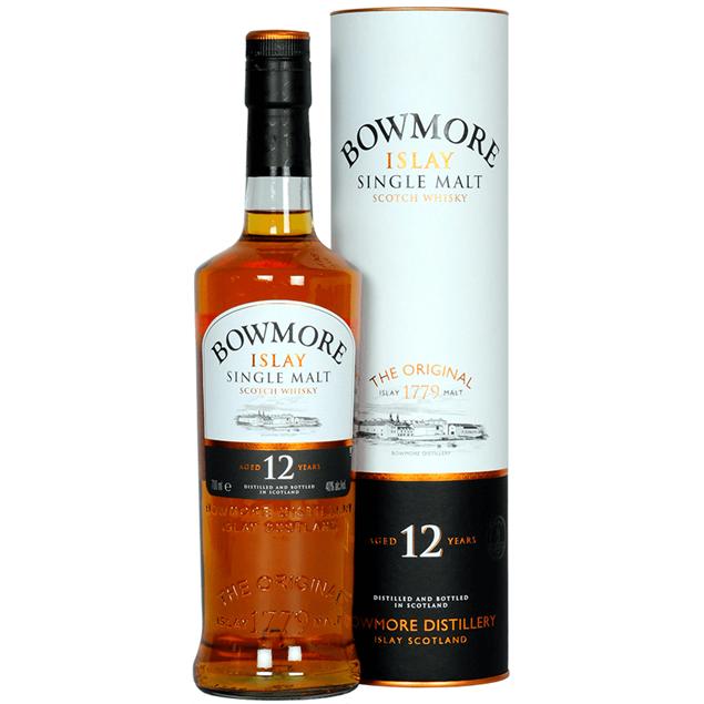 Bowmore 12yr Whisky - Venus Wine & Spirit
