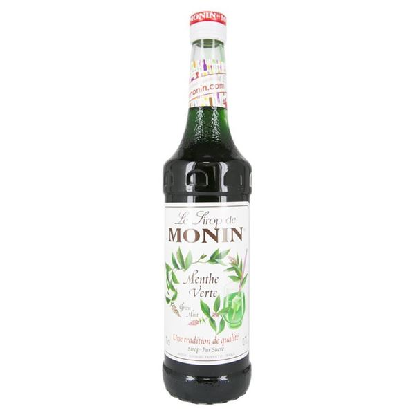Monin Green Mint - Venus Wine & Spirit
