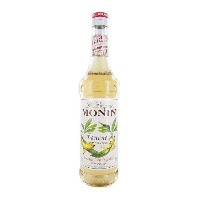 Picture of Monin Yellow Banana