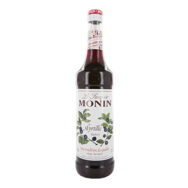 Monin Blueberry - Venus Wine & Spirit