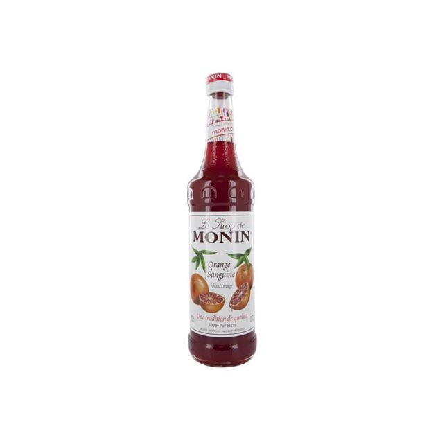 Monin Blood Orange - Venus Wine & Spirit