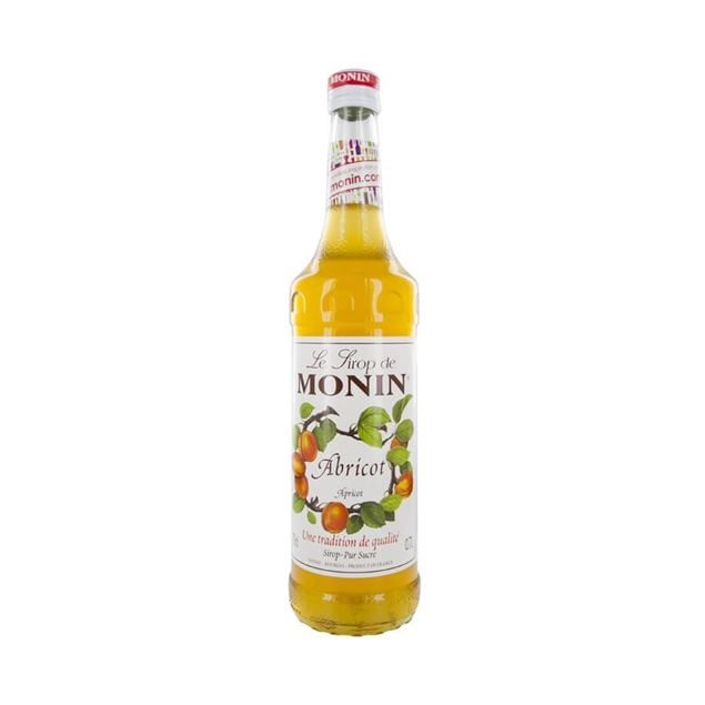 Monin Apricot - Venus Wine & Spirit