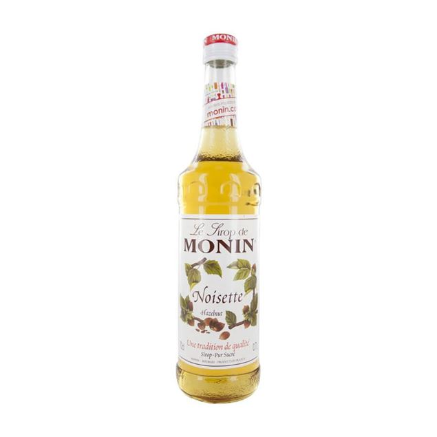 Monin Hazelnut - Venus Wine & Spirit