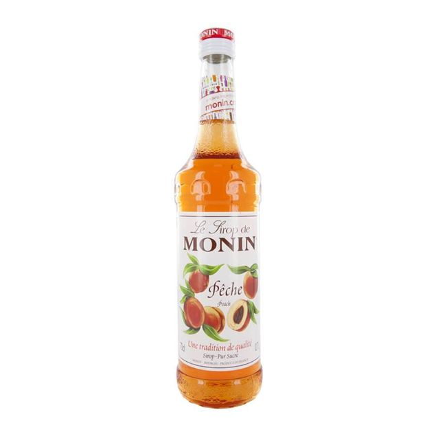 Monin Peach - Venus Wine & Spirit