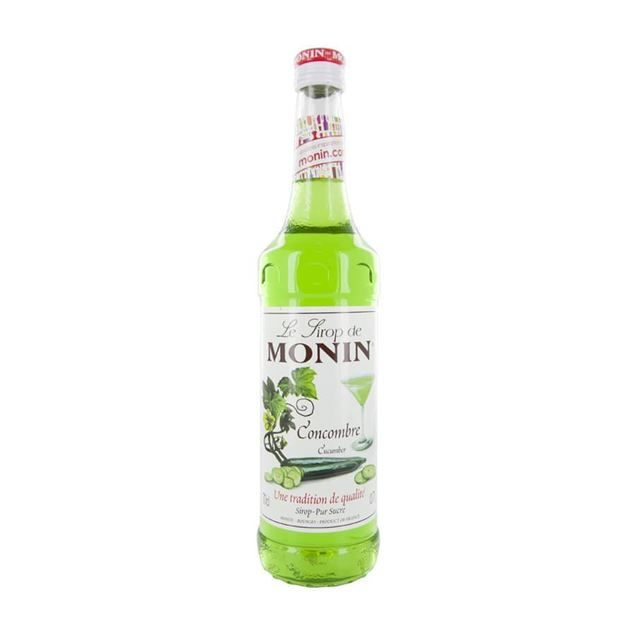 Monin Cucumber - Venus Wine & Spirit