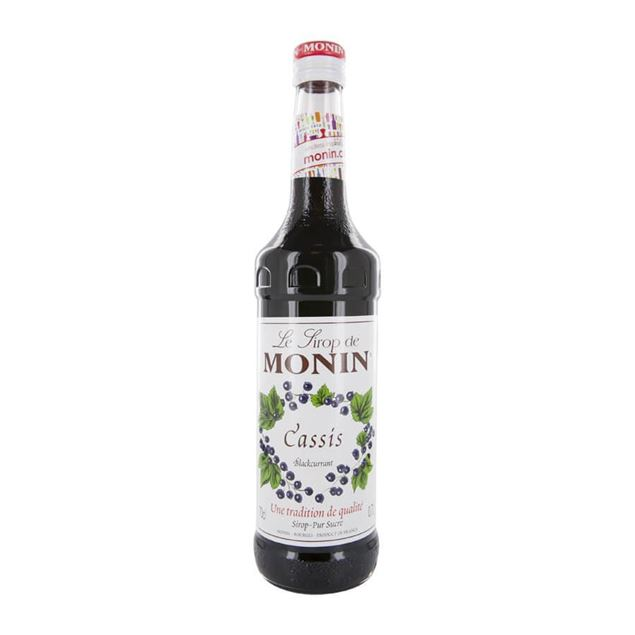 Monin Cassis - Venus Wine & Spirit