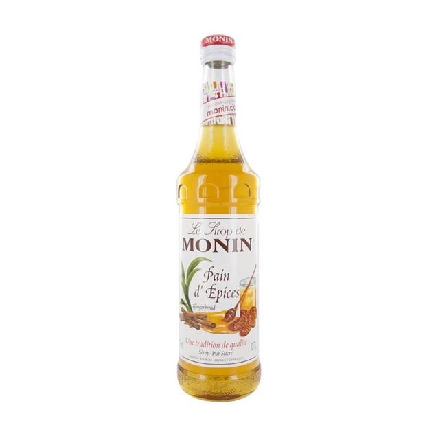 Monin Gingerbread - Venus Wine & Spirit
